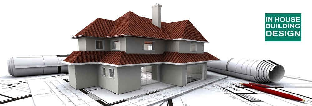 In house building design designing buildings for House structure design